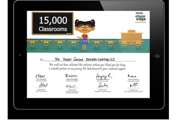 clients certificate