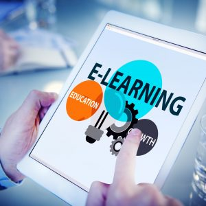 E-learning,Education,Growth,Knowledge,Information,Concept
